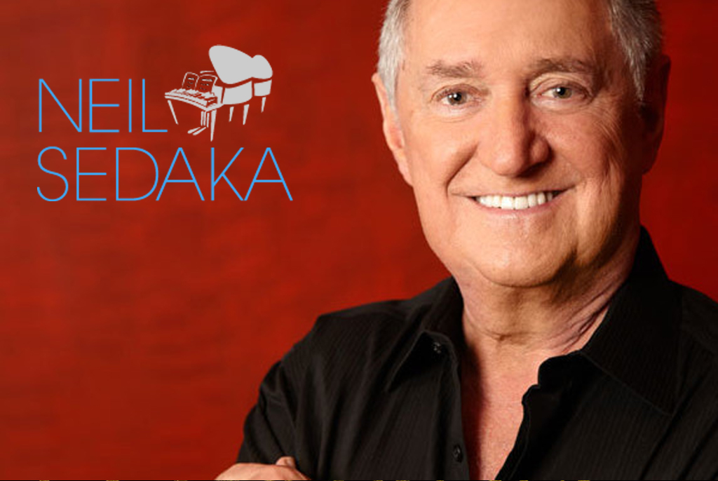 Neil Sedaka - UK Concert Hall Tour - 2017